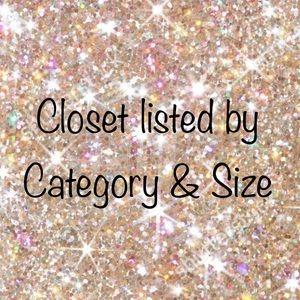 Closet Listings